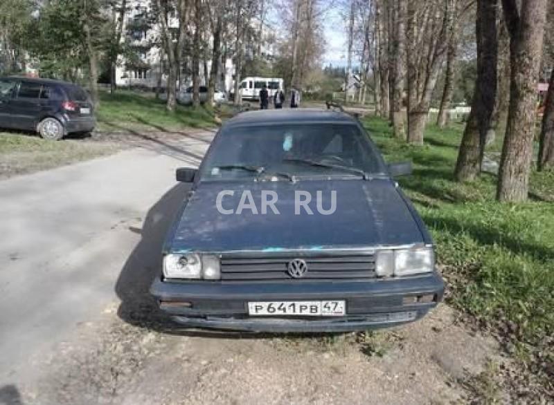 Volkswagen Passat, Бегуницы
