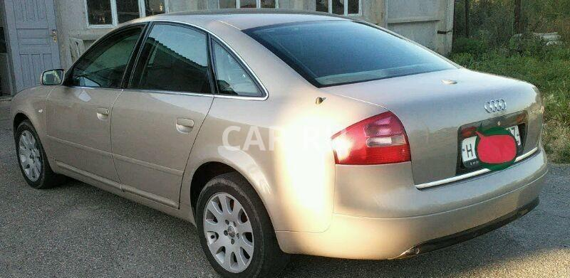 Audi A6, Баксан