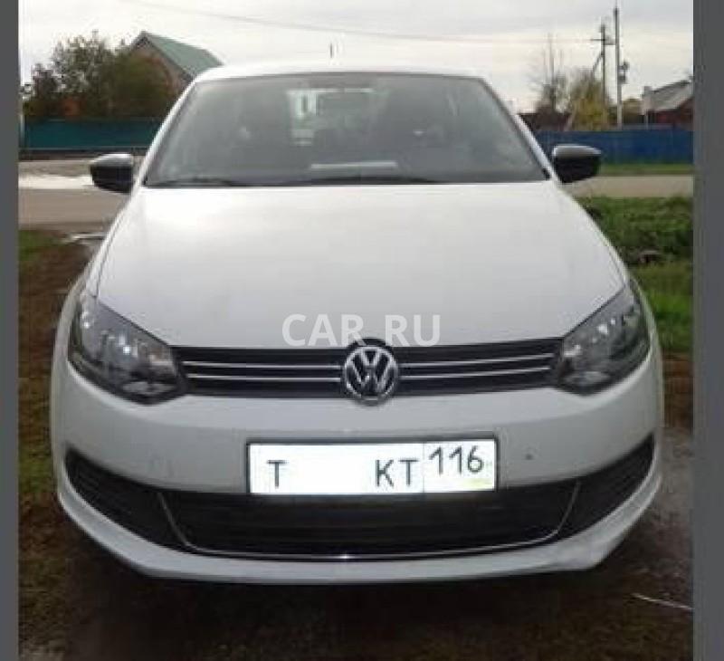 Volkswagen Polo, Азнакаево