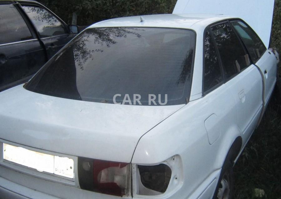 Audi 80, Белая Березка