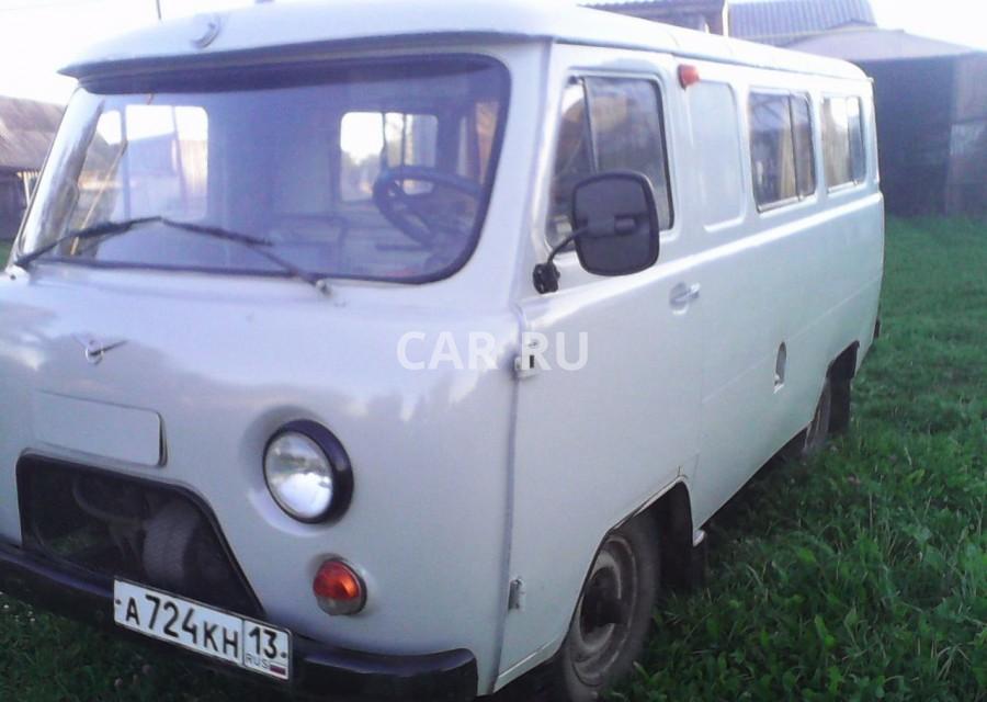 Уаз 3909, Ардатов