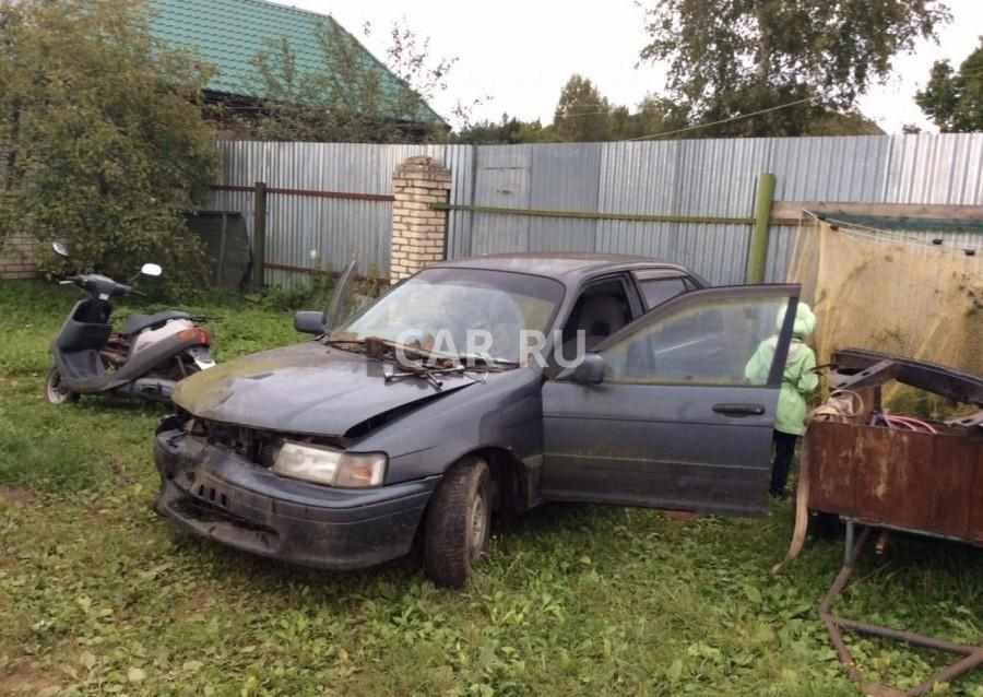 Toyota Corsa, Александров