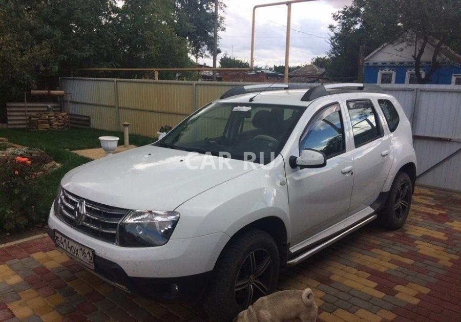 Renault Duster, Багаевская