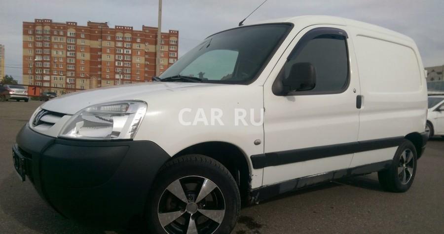 Peugeot Partner, Альметьевск