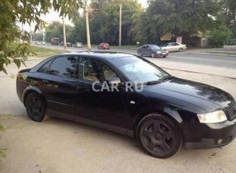 Audi A4, Ангарск