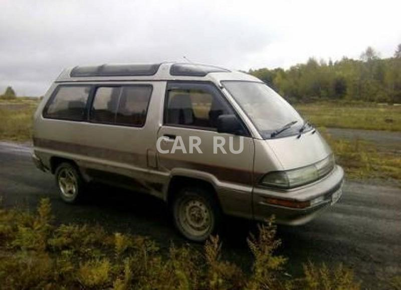 Toyota Master Ace Surf, Архара