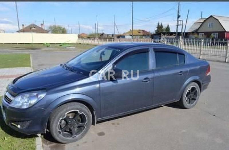 Opel Astra, Аскиз