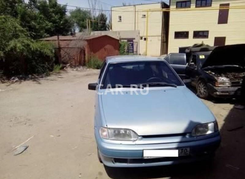 Lada 2113, Астрахань