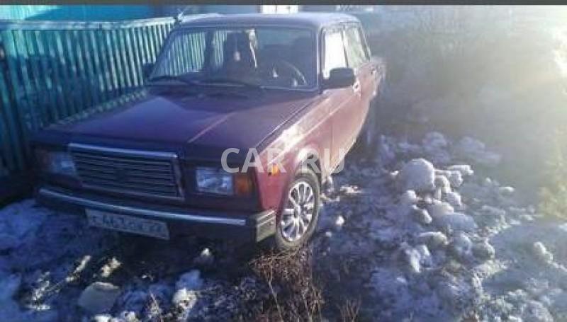 Lada 2107, Алейск