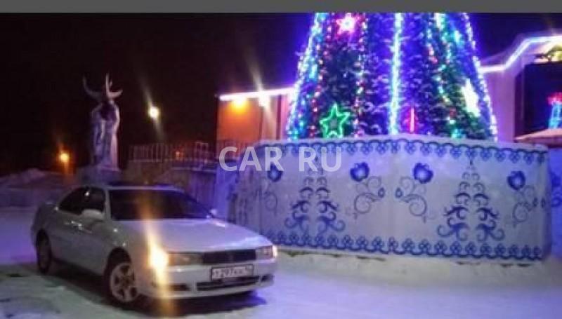 Toyota Cresta, Алдан