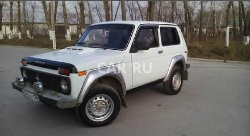 Lada Niva, Ачинск