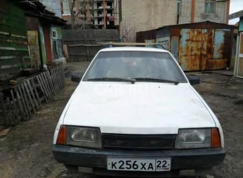 Лада 21099, Барнаул