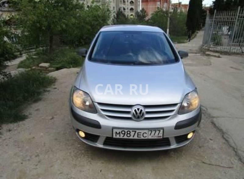 Volkswagen Golf plus, Алушта