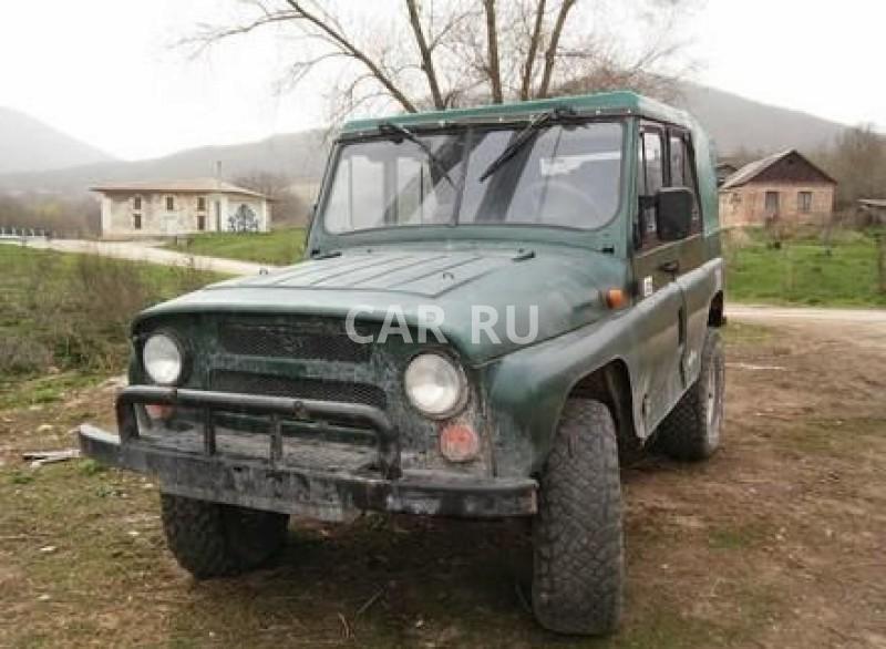 Уаз 469, Бахчисарай