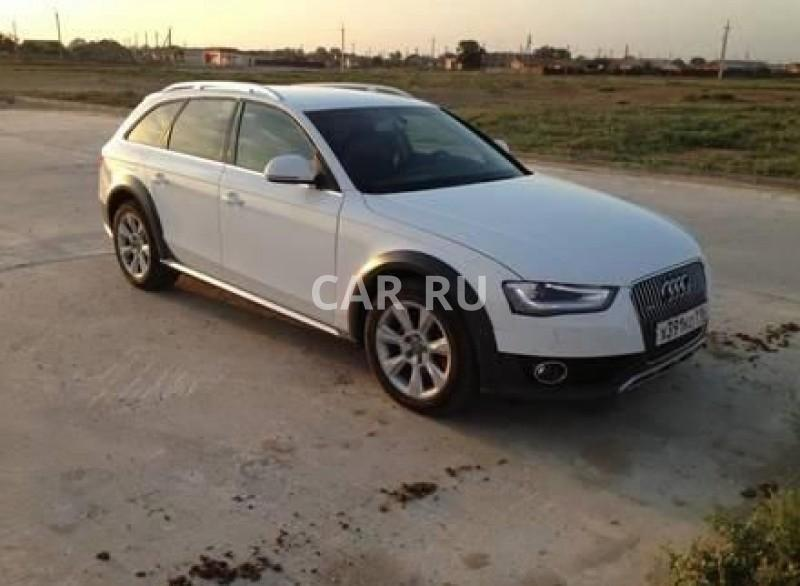 Audi Allroad, Астрахань
