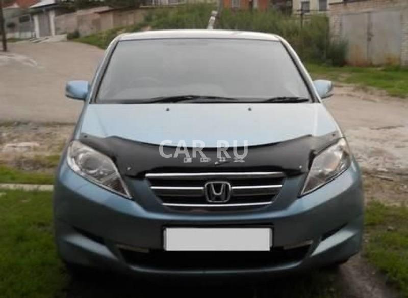 Honda Edix, Барнаул