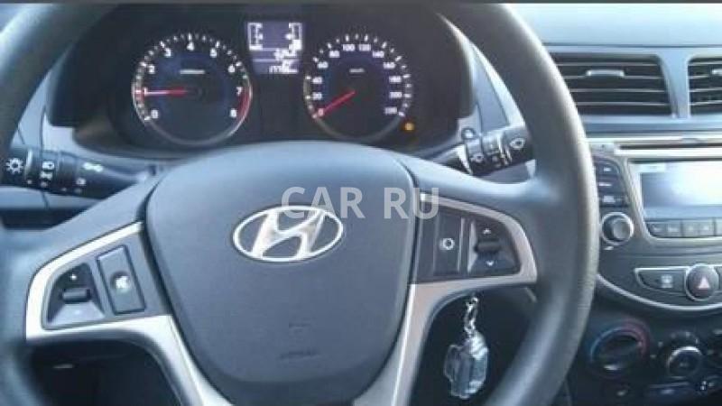 Hyundai Solaris, Абинск