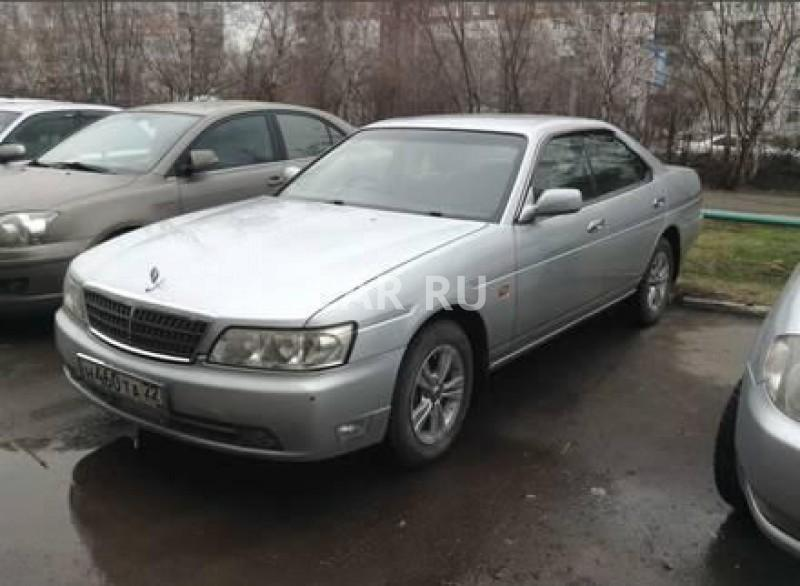 Nissan Laurel, Барнаул
