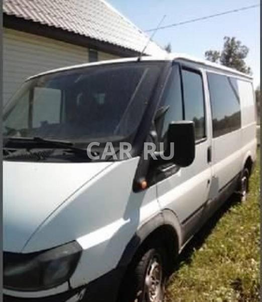 Ford Tourneo, Белгород