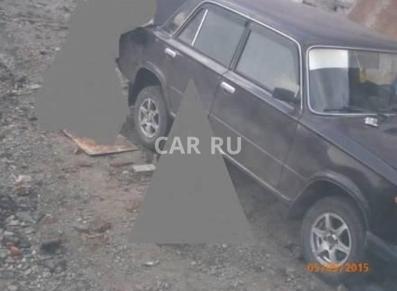 Lada 2101, Барабинск