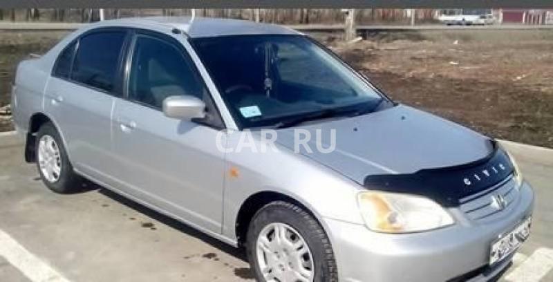 Honda Civic, Бачатский