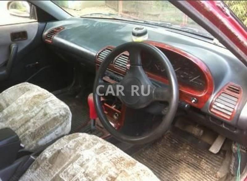 Mazda Familia, Арсеньев