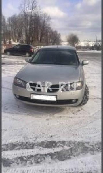 Nissan Almera, Алапаевск
