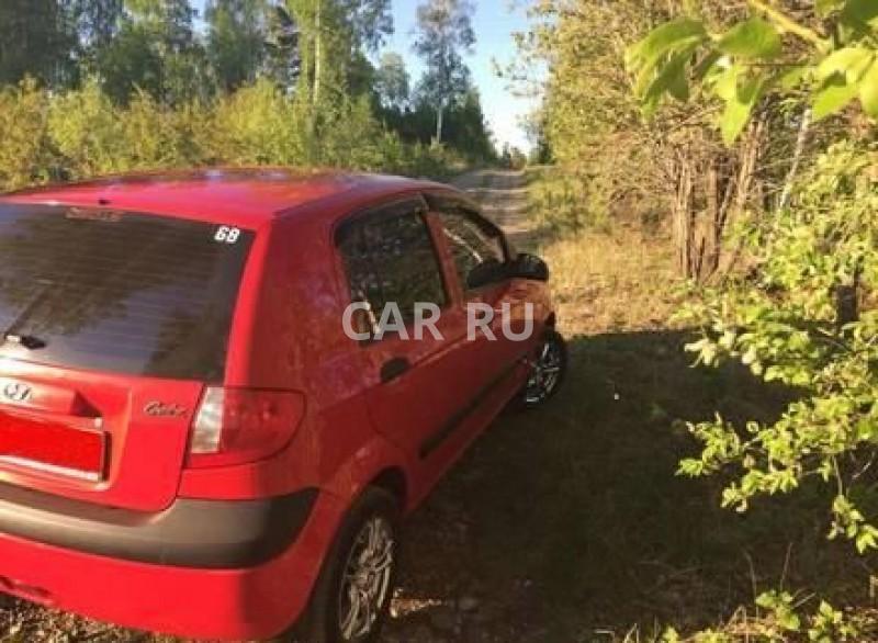 Hyundai Getz, Ангарск