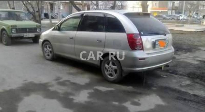 Toyota Nadia, Ачинск
