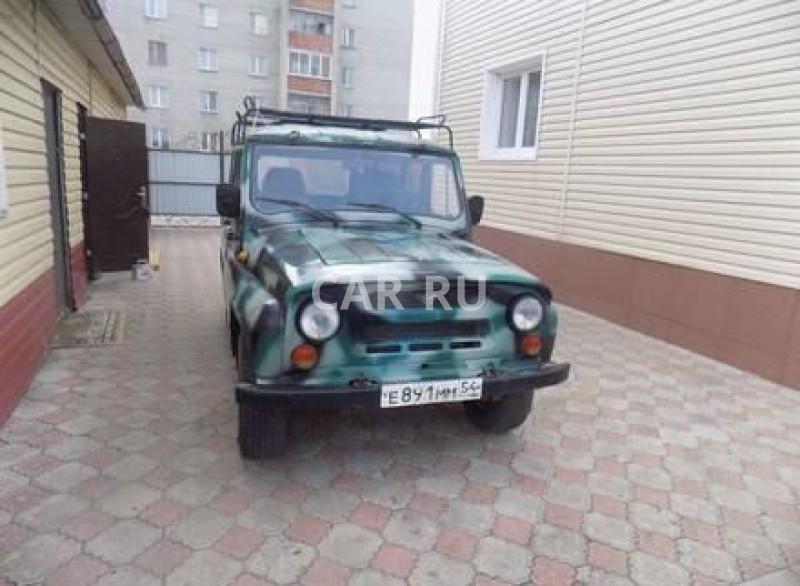 Уаз 3151, Барабинск