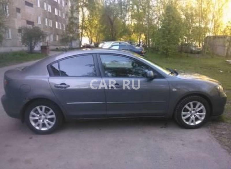 Mazda MX-3, Барнаул