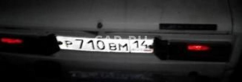 Лада 2106, Алдан