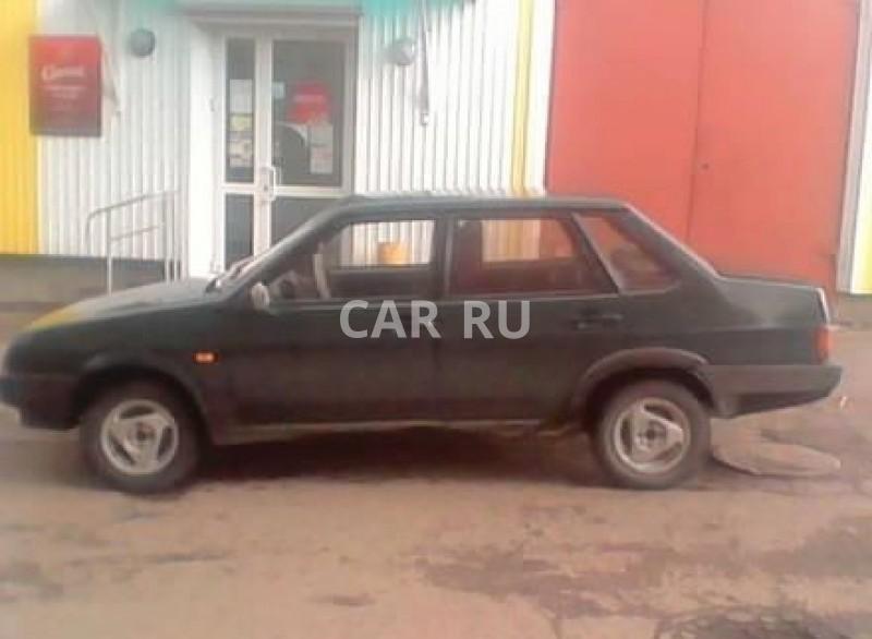 Лада 21099, Ангарск