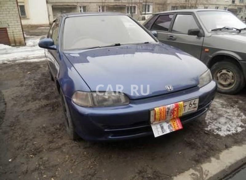 Honda Civic Ferio, Балашов