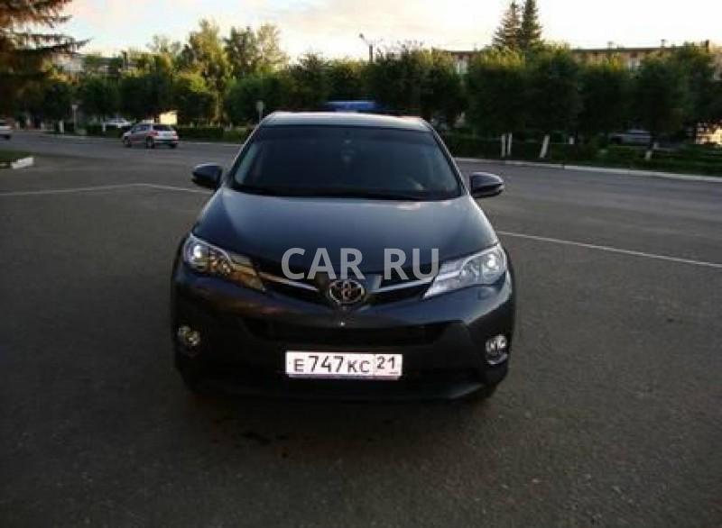 Toyota RAV4, Алатырь
