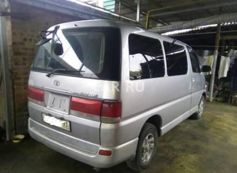 Toyota Hiace Regius, Армавир