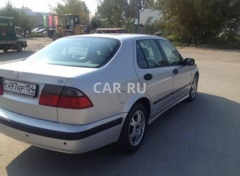 Saab 9-5, Барнаул