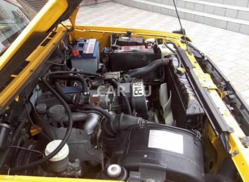 Mitsubishi Pajero, Абакан