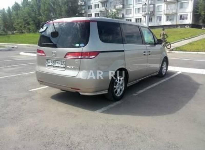 Honda Elysion, Барнаул