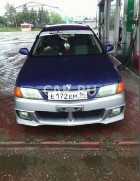 Nissan Wingroad, Алдан