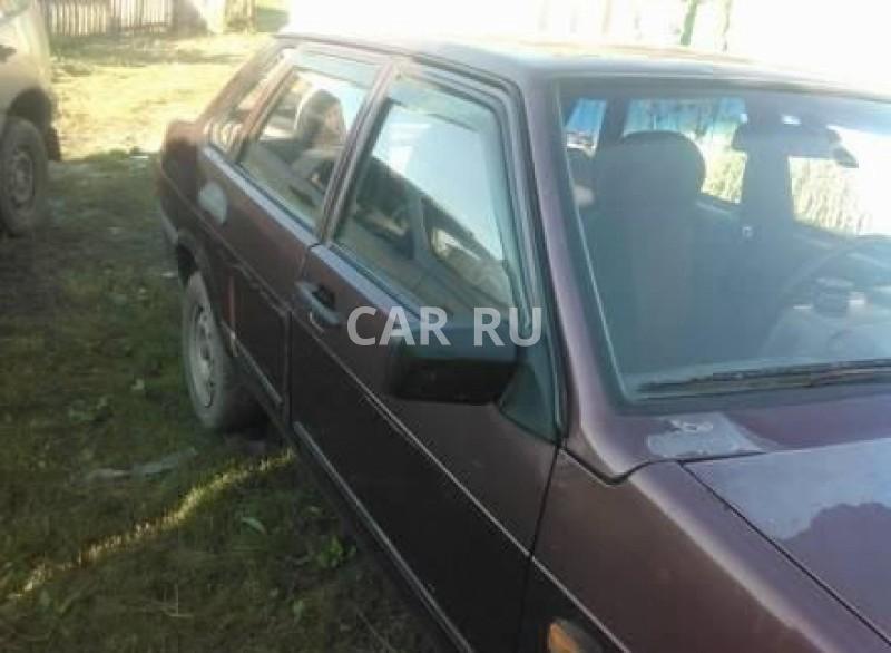 Lada 21099, Барабинск