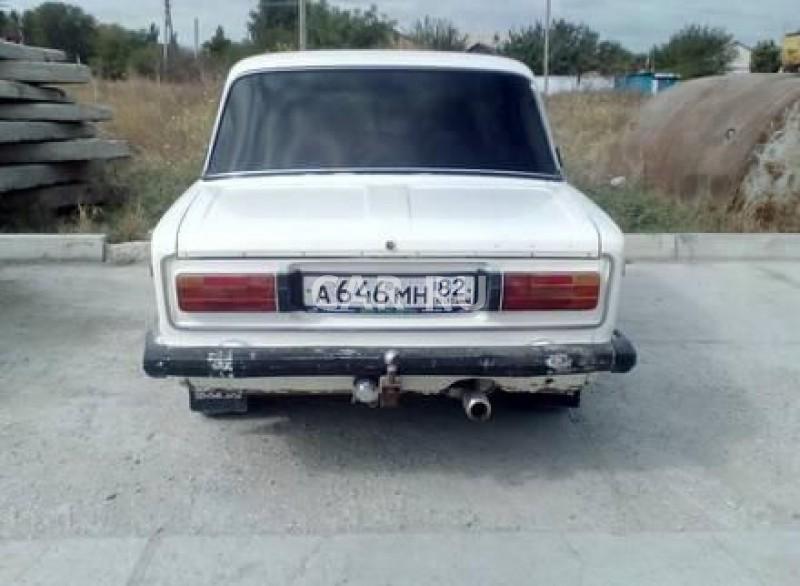 Lada 2106, Белогорск