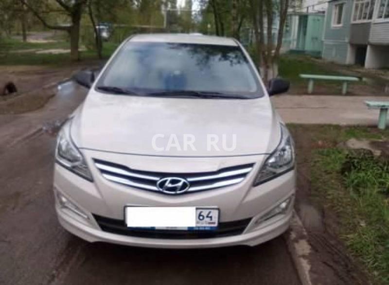 Hyundai Solaris, Балашов