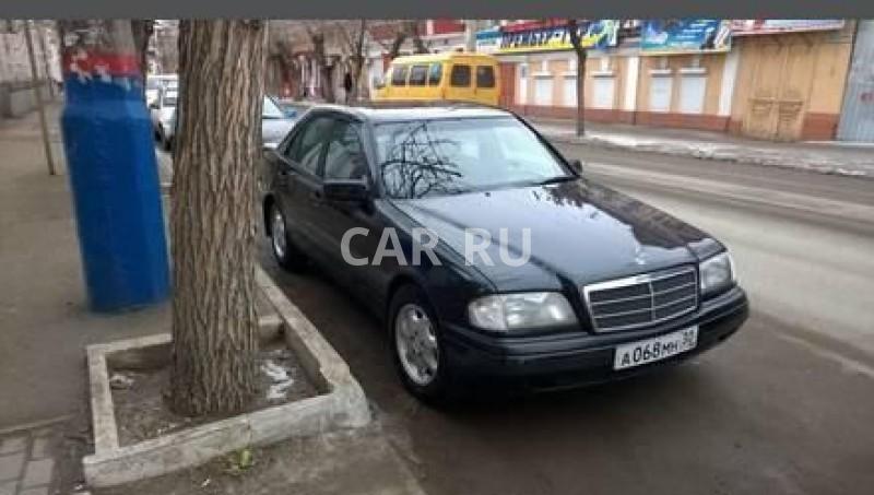 Mercedes C-Class, Астрахань