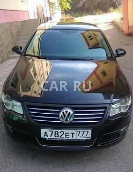 Volkswagen Passat, Алушта