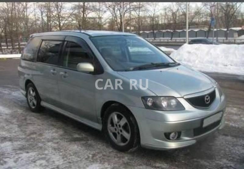 Mazda MPV, Ачинск