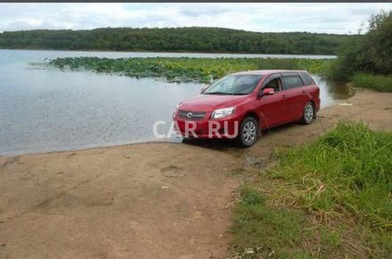 Toyota Corolla Fielder, Арсеньев