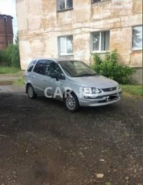 Toyota Corolla Spacio, Ачинск