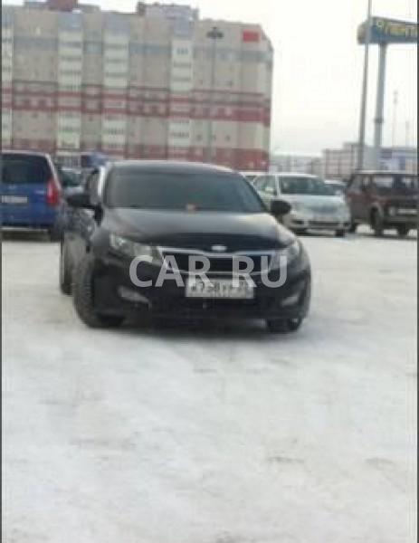 Kia K5, Барнаул