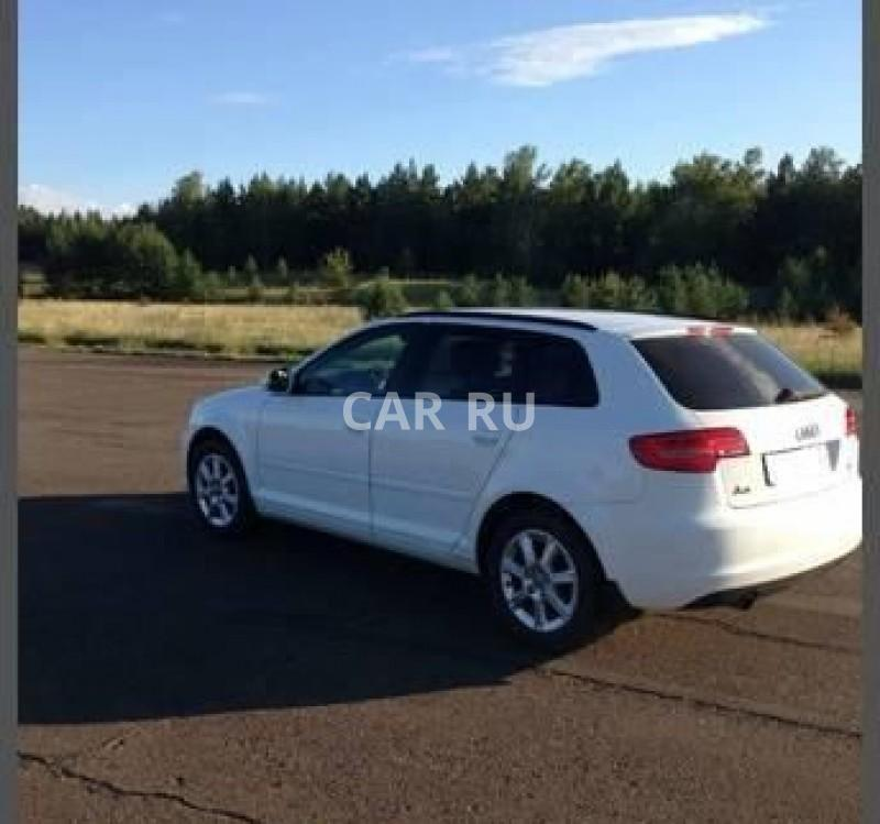 Audi A3, Абакан